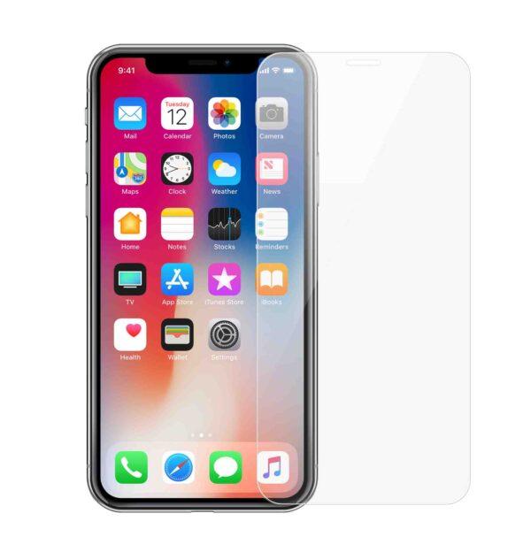 Panzerglas für das iPhone XR von FlightLife in Transparent