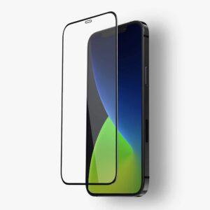 3D Premium Panzerglas Apple iPhone 12
